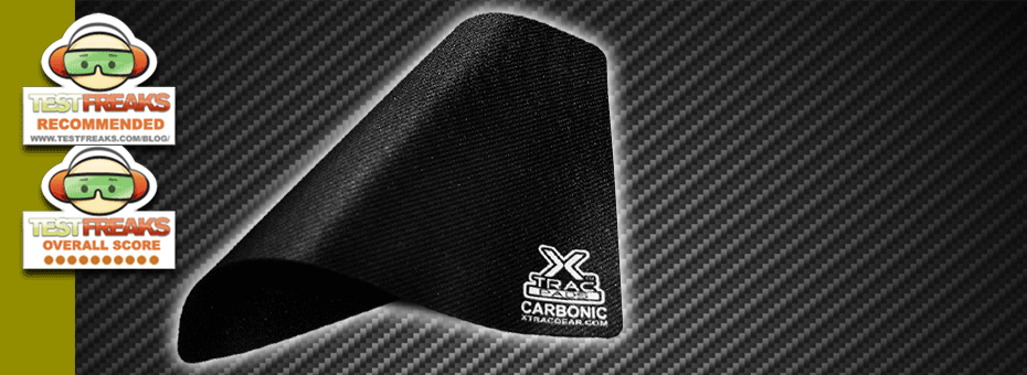XTracGear Carbonic Professional Gamer Precision Mouse Pad