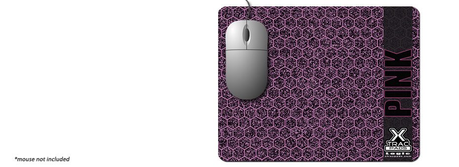 Logic Pink is a win for computer mouse surfaces. Super thin desktop skin with our Hi-Def pattern designed for greater mouse cursor accuracy.