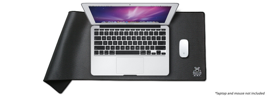 Carbonic XXL desk mat