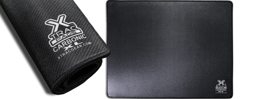 A computer gamer should have the best mouse surface money can buy. Here it is! The Carbonic XL computer gamer mouse pad with our award winning polished textile surface for speed and extra mouse glide.